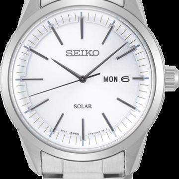 Seiko SNE523P1 herenhorloge Solar