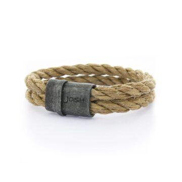 Josh armband 09230 dubbel rope