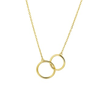 kasius 4017713 collier cirkels