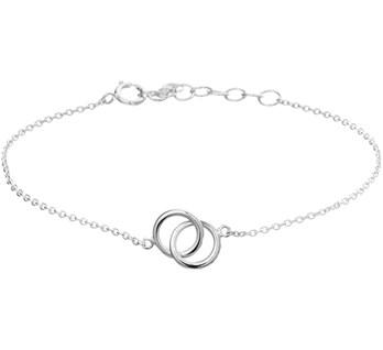 13.25589 zilveren armband cirkels