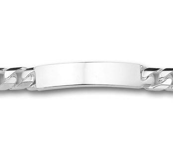 13.22837 zilveren graveer armband