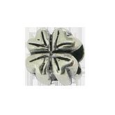 APG-432 Klavertje vier zilver