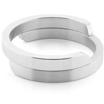 Clic A2 glans/mat armband