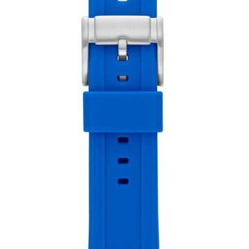 Fossil S221317 horlogeband blauw