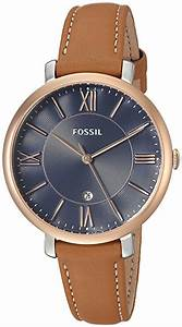 Fossil ES4274 dameshorloge rose
