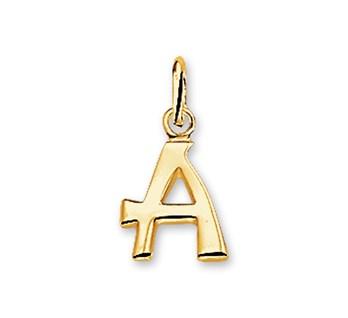 40.18416 Gouden letter A t/m Z