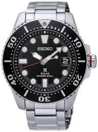 Seiko SNE437P1 herenhorloge